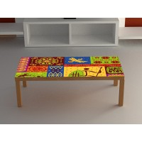 Vinilo Tribal mesa 118 x 78-vinilos-decorativos